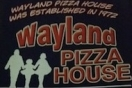 Wayland Pizza House Menu