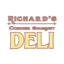 Richard's Corner Gourmet Deli Menu