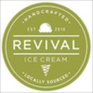 Revival Ice Cream Menu
