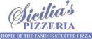 Sicilia's Pizzeria Menu