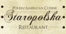 Staropolska Restaurant Menu