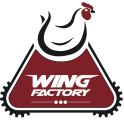 The Wing Factory Menu