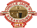 Uncle Jack's Menu