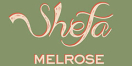 Shefa Melrose Menu
