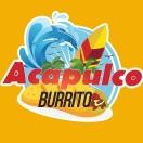 Acapulco Burrito Menu
