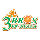 3 Bro's 99cents Pizza Menu