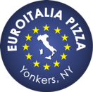 Euroitalia Pizza Menu