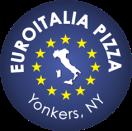 Euroitalia Pizza Menu