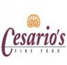 Cesario's Menu