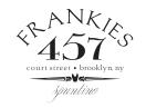 Frankies 457 Menu