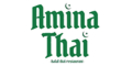 Amina Thai Menu