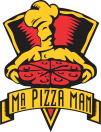 Mr. Pizza Man Menu