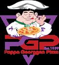Pappa Georggeo Pizza Menu
