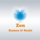 Zen Ramen and Sushi Menu