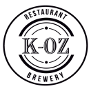 K-OZ Restaurant and Brewery Menu