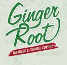Ginger Root Menu