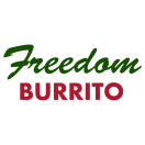 Freedom Burrito Menu