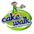 Cake Walk Menu