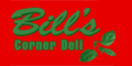 Bill's Corner Deli Menu