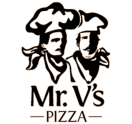 Mr. V's Pizza Menu
