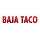 Baja Taco Menu