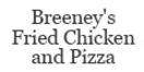 Breeney's Fried Chicken and Pizza Menu