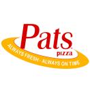 Pats Pizzeria Menu