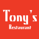 Tony's Restaurant Menu