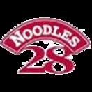 Noodles 28 Menu