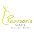 Pearson's Cafe Menu