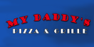 My Daddy's Pizza & Grille Menu