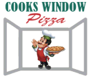Cook's Window Pizza Menu