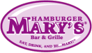 Hamburger Mary's Menu