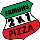 Famous Pizza Menu