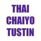 Thai Chaiyo Tustin Menu