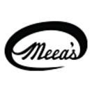 Meea's Hotdogs Menu