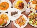 Galaxy Diner Menu