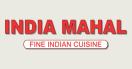 India Mahal Menu