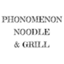 Pho' Nomenon Noodle and Grill Menu