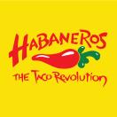 Habaneros - The Taco Revolution Menu