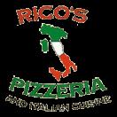 Rico's Pizzeria Menu