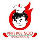 Prik Kee Noo Thai Menu