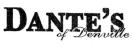 Dantes Of Denville Menu