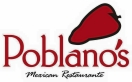 Poblano's Mexican Bar and Grill Menu