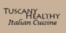 Tuscany Healthy Italian Cuisine Menu
