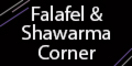 Falafel and Shawarma Corner Menu