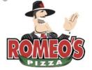 Romeo's Pizza & Bistro Menu