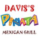 Davis's Piñata Mexican Grill Menu