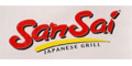 San Sai Japanese Grill Menu