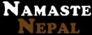 Namaste Nepal Menu